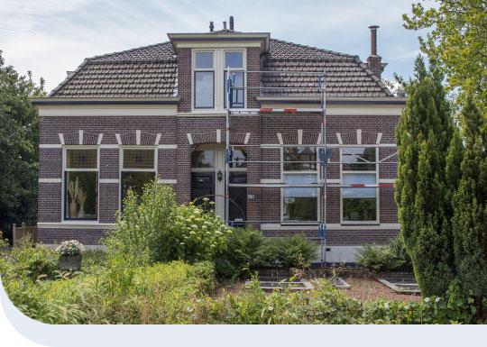 Gevelwerken regio Utrecht